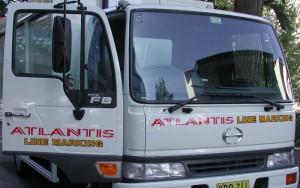 vehicle lettering sydney