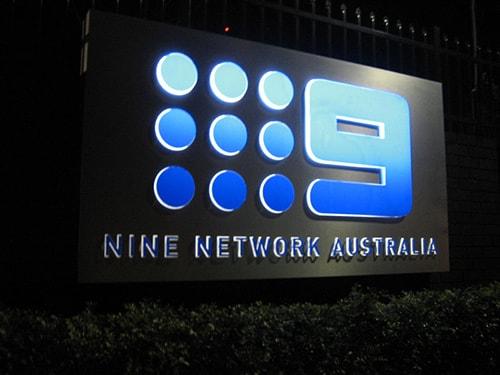 sydney illuminated signs