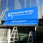 illuminated signs sydney